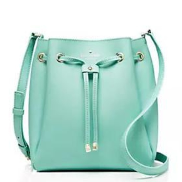 kate spade Handbags - SOLD Kate Spade Cape Drive Harriet Bucket Bag